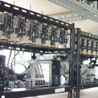 仮想通貨マイニングマシンの消費電力20%カットに成功!ブロックチェーンを支えるマイニングの研究開発および工場施設を異例の東京に設置